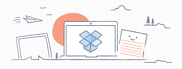 Dropbox collab software