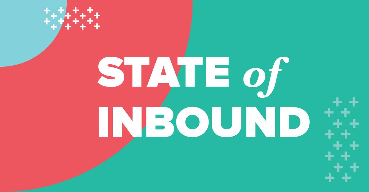 state of Inbound Marketing 2017 Report